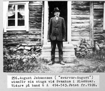 0256 August Johansson, Svanhus, Bladåker 1928.jpg