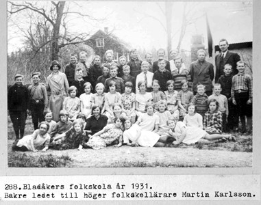 0288 Bladåkers folkskola 1931.jpg
