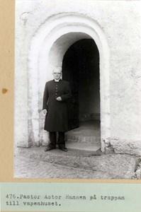 0476 Bladåkers kyrka 1968. Pastor Astor Hansson.jpg