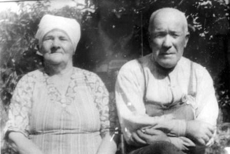 0481 Alma och Karl Karlsson, Bennebol