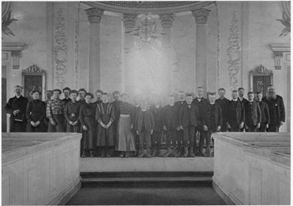 Konfirmander 1911