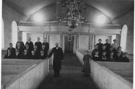 Konfirmander 1912
