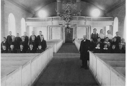 Konfirmander 1915