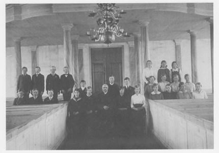 Konfirmadner 1917