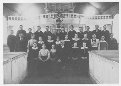 Konfirmander 1918