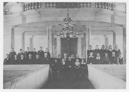Konfirmander 1919