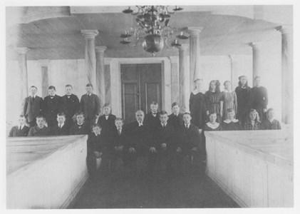 Konfirmander 1921