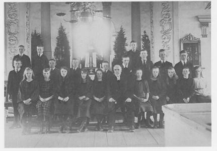 konfirmander 1923