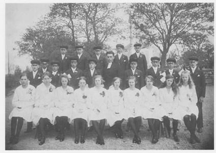 Konfirmander 1928