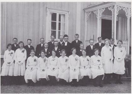 Konfirmander 1931