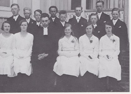 Konfirmander 1932