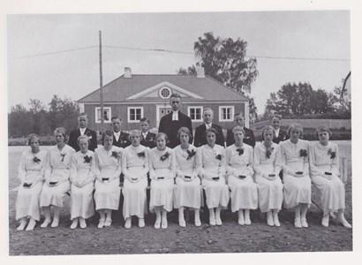 Konfirmander 1938