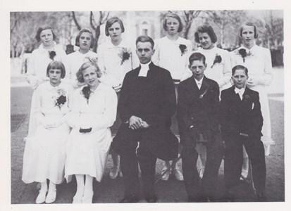Konfirmander 1940