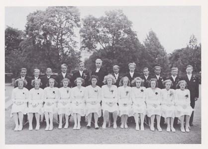 Konfirmander 1947