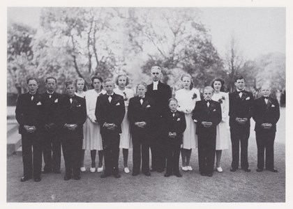 Konfirmander 1948