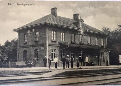 Tibro Järnvägsstation