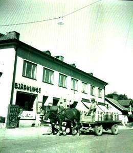 Bjärklings Specerier, Storgatan 4