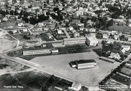 Centralskolan, Nyboskolan