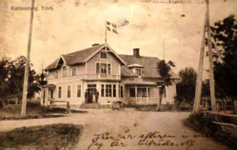 Katrineberg, Affären