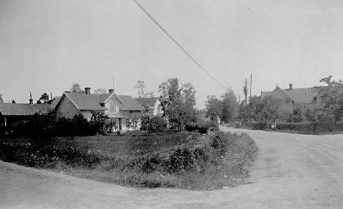 Storgatan, Gärdhemsgatan