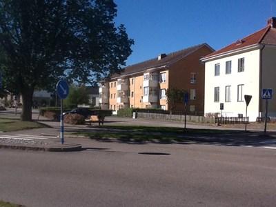 Fredsgatan/Kyrkogatan
