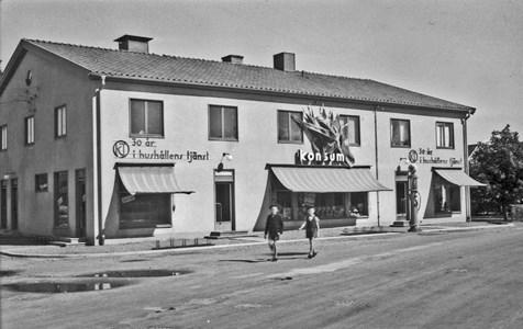 Konsum, Storgatan