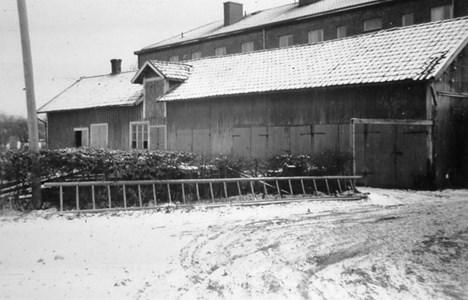 Bilverkstad, Karlsbrovägen