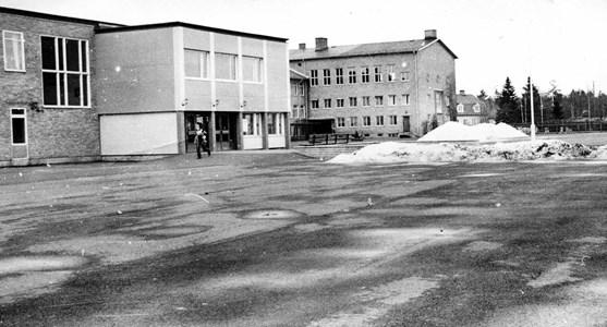 Centralskolan/Nyboskolan