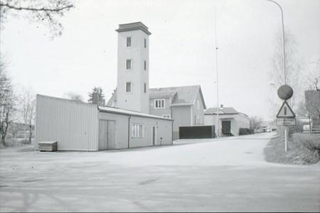 Brandstation/Pensionärsverkstad/Vävföreningen Skytteln
