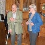 Lennart Åhrén en av initiativtagarna till stipendiet