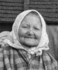 Brita Lisa Svensdotter
