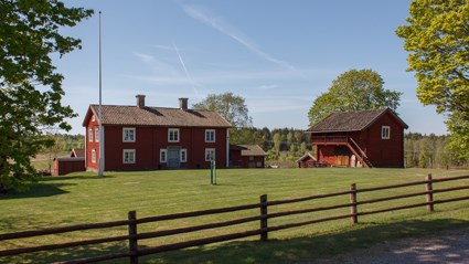 Mangårdsbyggnad Klysna.