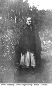 """Emma Hedberg - """"Emma i Björneborg"""""""
