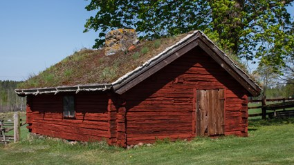 Nubbsmedjan vid Lerbäcks hembygdsgård