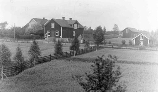 Närkesberg. Berg omkr. 1932.  Jonssons
