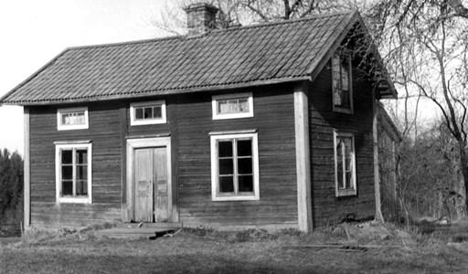 Norra Nyckelhult. Karl Anderssons hus år 1935