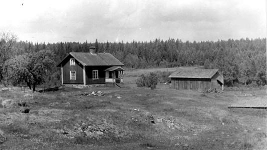Kvarnstugan ca 1938, Norra Nyckelhult