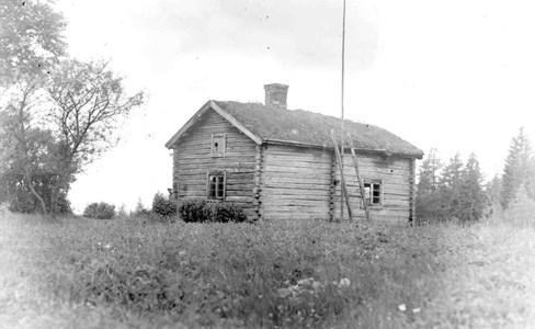 Kilsberg (Kilsborg) i Släte by, Ivar Östlunds föräldrahem