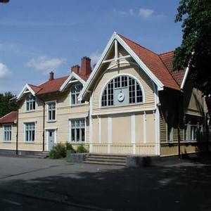 Gamla stationen