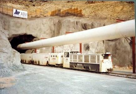 Gruv-tåg