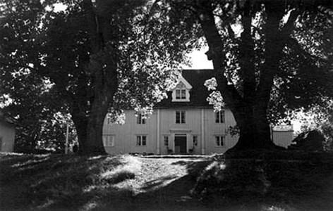 Bålnäs säteri 1933