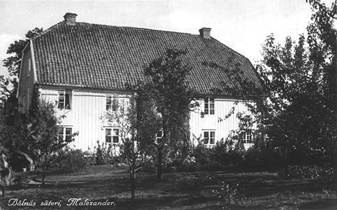 Bålnäs säteri 1940 talet