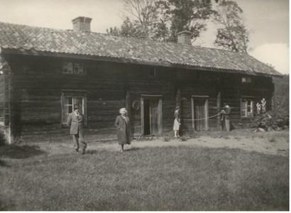 Bjälnäs Frälsegård 1944