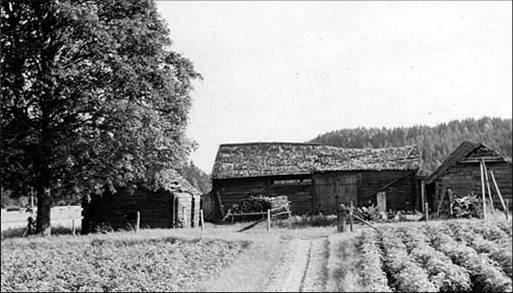 Ugglebo, Björnön 1946 2