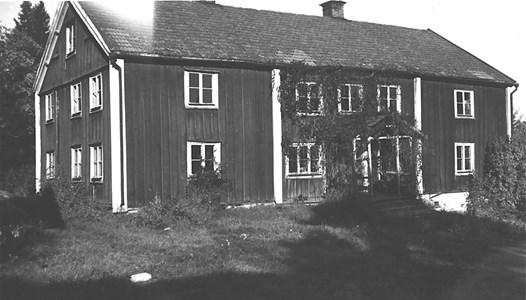 Danskebo 1951 före rivning och delvis flytt till Bålnäs(Danbohus)