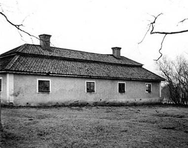 Herrgården Aspanäs 1957