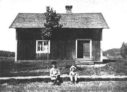 Karlsö På Moo 1923