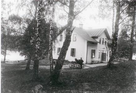 Mellansjö Mejeriet 1890
