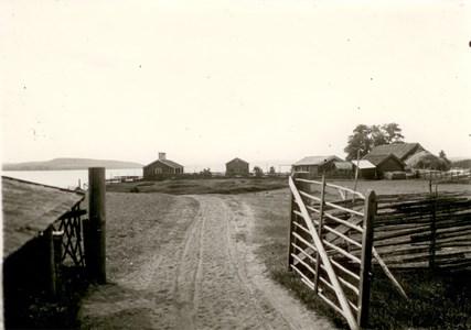 Södra Sand 1930 talet