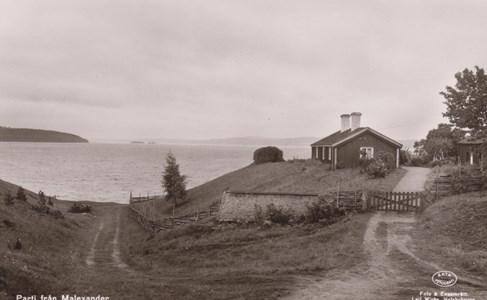 Södra Sand 1954